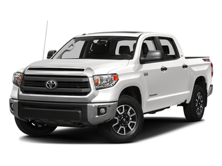 Super White 2016 Toyota Tundra 2WD Truck Pictures Tundra 2WD Truck SR5 CrewMax 2WD photos front view