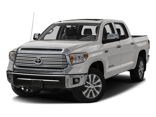 Super White 2016 Toyota Tundra 2WD Truck Pictures Tundra 2WD Truck Limited CrewMax 2WD photos front view