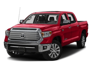Radiant Red 2016 Toyota Tundra 2WD Truck Pictures Tundra 2WD Truck Limited CrewMax 2WD photos front view