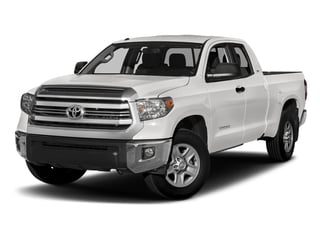 Super White 2016 Toyota Tundra 4WD Truck Pictures Tundra 4WD Truck SR5 Double Cab 4WD photos front view