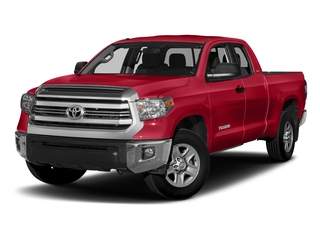 Radiant Red 2016 Toyota Tundra 4WD Truck Pictures Tundra 4WD Truck SR5 Double Cab 4WD photos front view