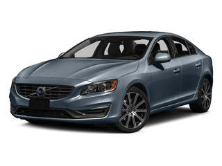Osmium Grey Metallic 2016 Volvo S60 Pictures S60 Sedan 4D T6 Platinum Drive-E Turbo photos front view