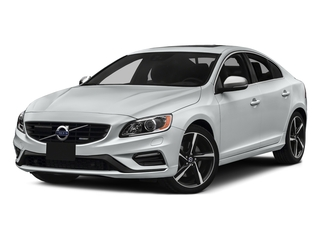 Crystal White Pearl 2016 Volvo S60 Pictures S60 Sedan 4D T6 R-Design AWD I6 Turbo photos front view