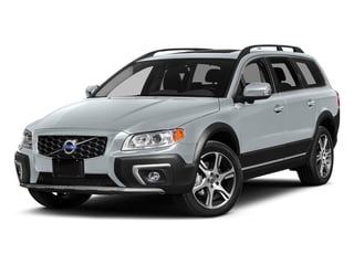 Ice White 2016 Volvo XC70 Pictures XC70 Wagon 4D T5 AWD I5 Turbo photos front view