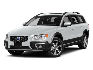 Crystal White Pearl 2016 Volvo XC70 Pictures XC70 Wagon 4D T5 AWD I5 Turbo photos front view