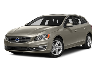 Seashell Metallic 2016 Volvo V60 Pictures V60 Wagon 4D T5 Premier AWD Turbo photos front view