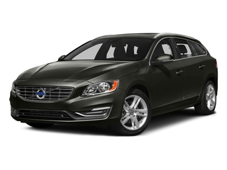 Savile Gray Metallic 2016 Volvo V60 Pictures V60 Wagon 4D T5 Premier AWD Turbo photos front view