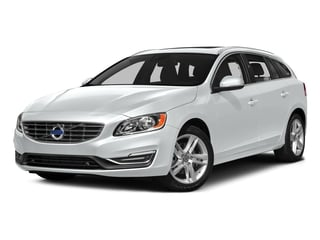 Crystal White Pearl 2016 Volvo V60 Pictures V60 Wagon 4D T5 Premier AWD Turbo photos front view