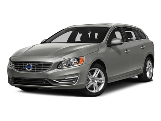 Bright Silver Metallic 2016 Volvo V60 Pictures V60 Wagon 4D T5 Premier AWD Turbo photos front view