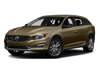 Twilight Bronze Metallic 2016 Volvo V60 Cross Country Pictures V60 Cross Country Wagon 4D T5 AWD I5 Turbo photos front view