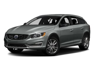 Osmium Grey Metallic 2016 Volvo V60 Cross Country Pictures V60 Cross Country Wagon 4D T5 AWD I5 Turbo photos front view