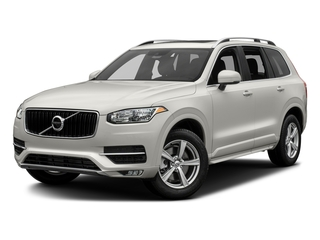 Crystal White Pearl 2016 Volvo XC90 Pictures XC90 Util 4D T5 Momentum AWD I4 Turbo photos front view