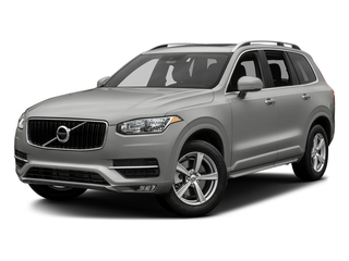 Bright Silver Metallic 2016 Volvo XC90 Pictures XC90 Util 4D T5 Momentum AWD I4 Turbo photos front view