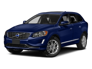 Magic Blue Metallic 2016 Volvo XC60 Pictures XC60 Util 4D T6 Drive-E 2WD I4 Turbo photos front view
