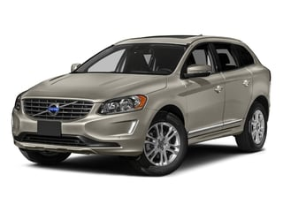 Seashell Metallic 2016 Volvo XC60 Pictures XC60 Util 4D T6 Drive-E 2WD I4 Turbo photos front view
