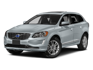 Ice White 2016 Volvo XC60 Pictures XC60 Util 4D T6 Drive-E 2WD I4 Turbo photos front view