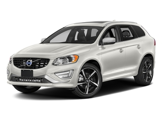 Crystal White Pearl 2016 Volvo XC60 Pictures XC60 Util 4D T6 R-Design AWD I6 Turbo photos front view