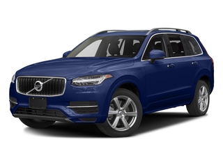 Magic Blue Metallic 2016 Volvo XC90 Hybrid Pictures XC90 Hybrid Utility 4D T8 Inscription AWD Hybrid photos front view