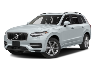 Ice White 2016 Volvo XC90 Hybrid Pictures XC90 Hybrid Utility 4D T8 Inscription AWD Hybrid photos front view
