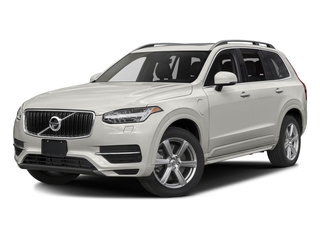 Crystal White Pearl 2016 Volvo XC90 Hybrid Pictures XC90 Hybrid Utility 4D T8 Inscription AWD Hybrid photos front view