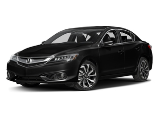 Crystal Black Pearl 2017 Acura ILX Pictures ILX Sedan w/Premium/A-SPEC Pkg photos front view