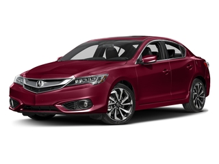 San Marino Red 2017 Acura ILX Pictures ILX Sedan w/Premium/A-SPEC Pkg photos front view