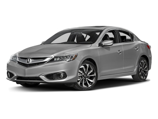Lunar Silver Metallic 2017 Acura ILX Pictures ILX Sedan w/Premium/A-SPEC Pkg photos front view