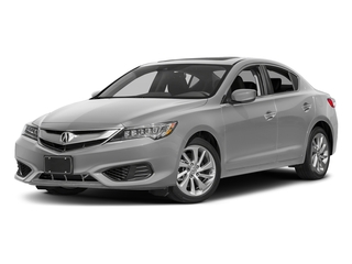 Lunar Silver Metallic 2017 Acura ILX Pictures ILX Sedan 4D Technology Plus I4 photos front view