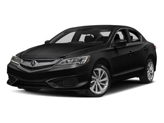 Crystal Black Pearl 2017 Acura ILX Pictures ILX Sedan w/AcuraWatch Plus photos front view