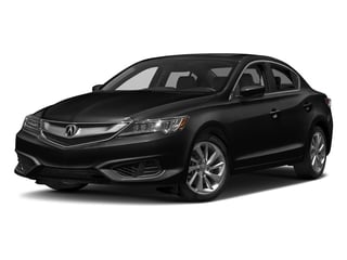 Crystal Black Pearl 2017 Acura ILX Pictures ILX Sedan 4D I4 photos front view