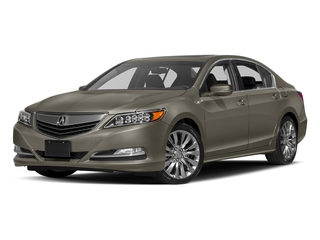 Gilded Pewter Metallic 2017 Acura RLX Pictures RLX Sedan 4D Technology V6 photos front view