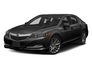 Graphite Luster Metallic 2017 Acura RLX Pictures RLX Sedan w/Advance Pkg photos front view
