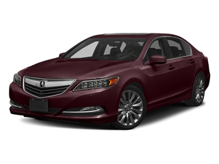 Pomegranate Pearl 2017 Acura RLX Pictures RLX Sedan w/Advance Pkg photos front view