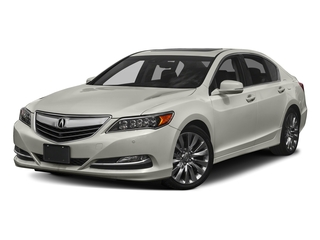 Bellanova White Pearl 2017 Acura RLX Pictures RLX Sedan w/Advance Pkg photos front view