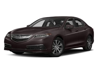 Black Copper Pearl 2017 Acura TLX Pictures TLX Sedan 4D I4 photos front view