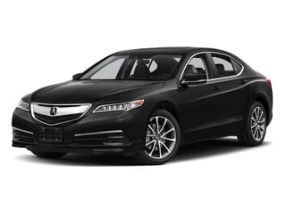 Crystal Black Pearl 2017 Acura TLX Pictures TLX FWD V6 w/Technology Pkg photos front view
