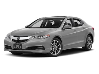 Lunar Silver Metallic 2017 Acura TLX Pictures TLX FWD V6 w/Technology Pkg photos front view