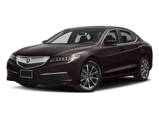 Black Copper Pearl 2017 Acura TLX Pictures TLX SH-AWD V6 w/Technology Pkg photos front view