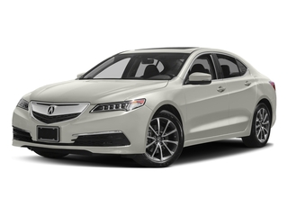 Bellanova White Pearl 2017 Acura TLX Pictures TLX Sedan 4D Technology AWD V6 photos front view