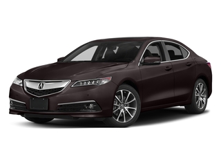 Black Copper Pearl 2017 Acura TLX Pictures TLX SH-AWD V6 w/Advance Pkg photos front view