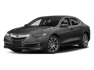 Modern Steel Metallic 2017 Acura TLX Pictures TLX SH-AWD V6 w/Advance Pkg photos front view