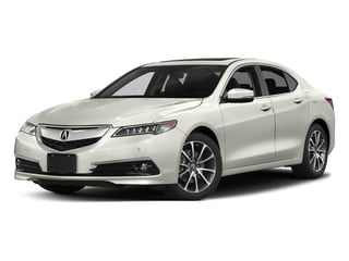 Bellanova White Pearl 2017 Acura TLX Pictures TLX SH-AWD V6 w/Advance Pkg photos front view