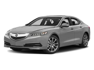 Lunar Silver Metallic 2017 Acura TLX Pictures TLX Sedan 4D V6 photos front view