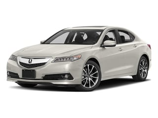 Bellanova White Pearl 2017 Acura TLX Pictures TLX Sedan 4D Advance V6 photos front view