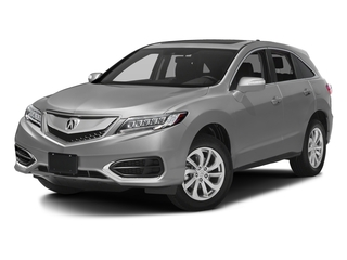 Lunar Silver Metallic 2017 Acura RDX Pictures RDX AWD w/AcuraWatch Plus photos front view