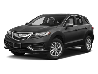 Modern Steel Metallic 2017 Acura RDX Pictures RDX FWD w/Technology/AcuraWatch Plus Pkg photos front view