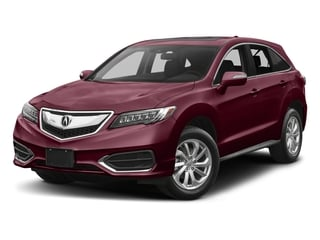 Basque Red Pearl II 2017 Acura RDX Pictures RDX AWD w/Technology/AcuraWatch Plus Pkg photos front view