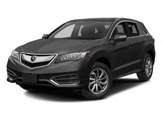 Modern Steel Metallic 2017 Acura RDX Pictures RDX FWD w/AcuraWatch Plus photos front view