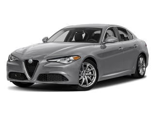 Silverstone Gray Metallic 2017 Alfa Romeo Giulia Pictures Giulia AWD photos front view