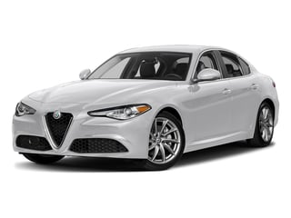 Alfa White 2017 Alfa Romeo Giulia Pictures Giulia AWD photos front view